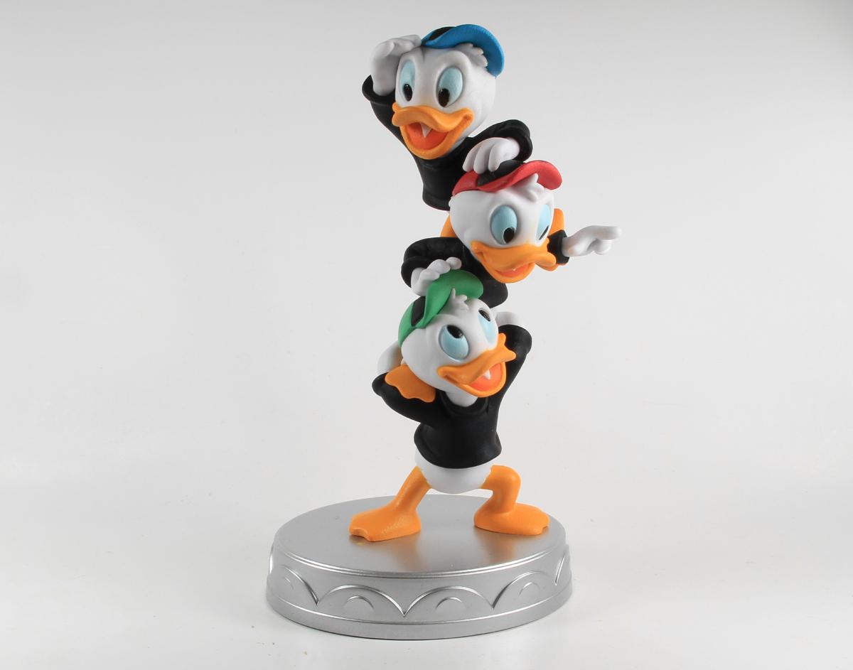 Donald Duck laufend Sockel === Walt Disney De Agostini