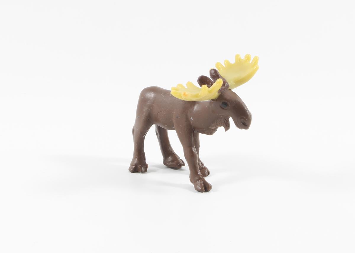 PAPO Elch Elk Waldiere Hirsch 50065 K56